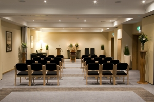 Large Funeral Room